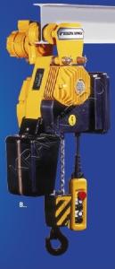 """Цепной тельфер тип """"B"""" грузоподъемность от 125 кг до 1000 кг"""