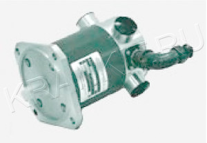 Электродвигатели  серии 47 МВН, 47 МВН - 3СР, 70 МВО, 100 МВО